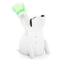 Купить Паровой ингалятор небулайзер детский Собачка