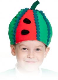 Шапочка арбуза