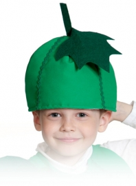 Шапочка огурца