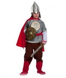 Детский карнавальный костюм Богатырь Илья