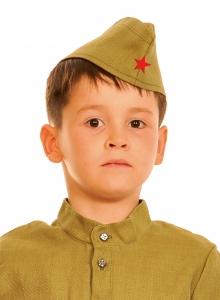 Пилотка Армейская детская
