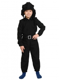 Детский карнавальный костюм Танкист