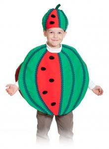 Детский карнавальный костюм Арбуз