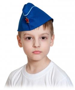 Пилотка ВВС с кантом