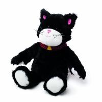 Купить Игрушка-грелка Черный Кот