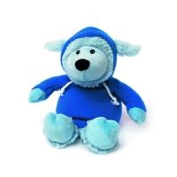Купить Игрушка-грелка Овечка в худи голубая