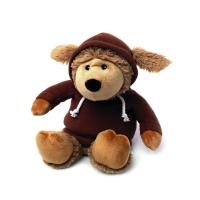 Купить Игрушка-грелка Овечка в худи коричневая