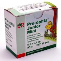 Pro-ophta® Junior Окклюзионный пластырь MINI