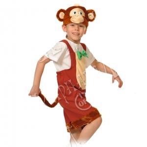 Детский карнавальный костюм Обезьянчик