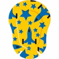 Окклюдеры детские Ортопад для мальчиков | Софт Космос