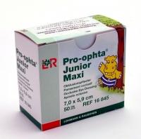 Купить Pro-ophta® Junior Окклюзионный пластырь MAXI