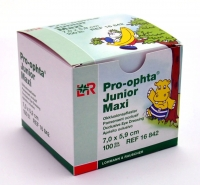 Pro-ophta® Junior Окклюзионный пластырь