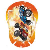 Окклюдеры детские Ортопад для мальчиков | Большие картинки Машинки