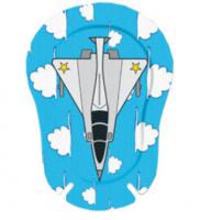 Купить Окклюдеры детские Ортопад для мальчиков | Большие картинки Истребитель