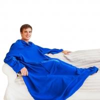 Купить Летний плед с рукавами Sleepy Summer Blue