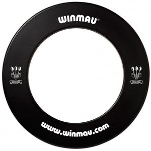 Защитное кольцо для мишени дартс Winmau Dartboard Surround черное
